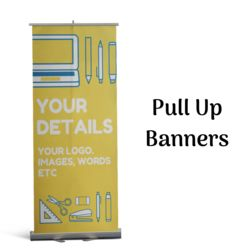 Pull Up - Roll Up Banner Stands Thumbnail