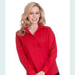 Ladies Long Sleeve Shirt Thumbnail