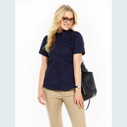 Ladies Pinpoint Oxford Shirt Thumbnail