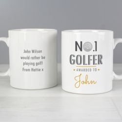 Golf Fan Mug Thumbnail