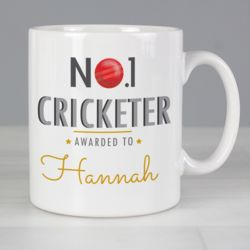 Cricketers Mug Thumbnail