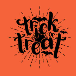 Trick or Treat Child T-Shirt Design