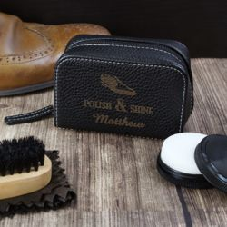Personalised Shoeshine Kit Thumbnail
