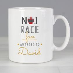Race Fan Mug Thumbnail